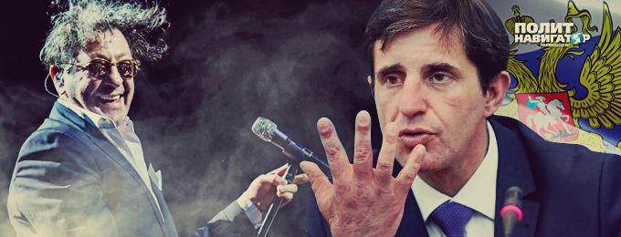 Шкиряк заявил, что российские исполнители портят на Украине воздух
