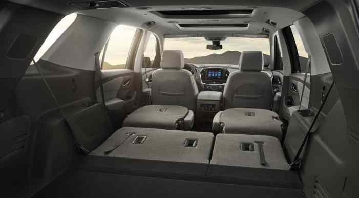 Известны цены Chevrolet Traverse нового поколения