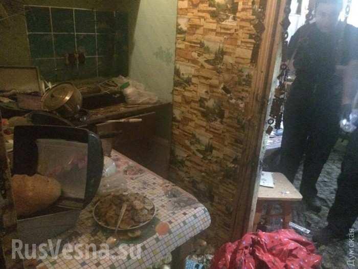 Один погибший, двое раненных: «атошник» дал сыну гранату (ФОТО)