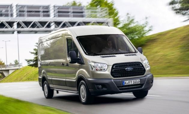 Ford Transit остается самой популярной иномаркой в сегменте LCV