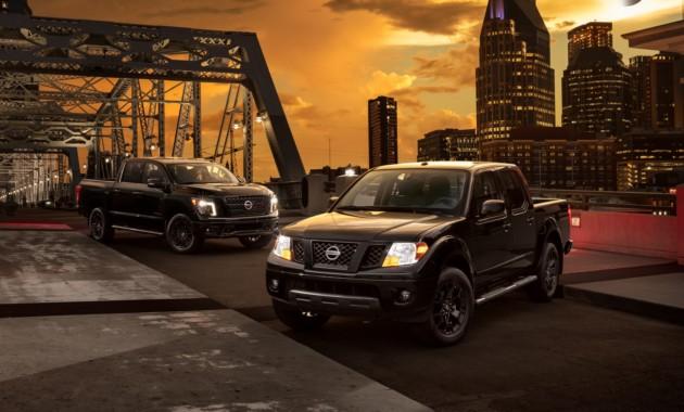 Nissan расширил линейку Midnight Edition