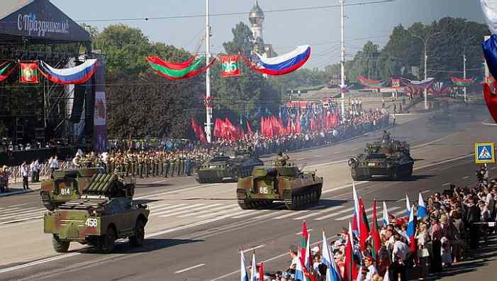 Украина и Молдова сжимают тиски блокады Приднестровья