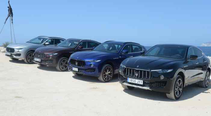 Продажи Maserati в РФ выросли в девять раз