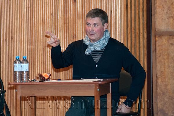 Дмитрий Вдовин: Я лентяев терпеть не могу!