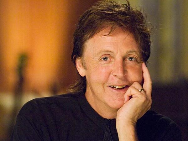 Paul McCartney намекнул на песню про Трампа