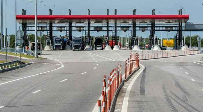 В РФ с сентября начнёт работать единый транспондер для платных дорог