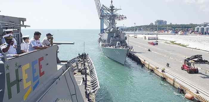 Вернули Крым, но не Одессу: ВМС США начали строить штаб и морскую рембазу в Очакове