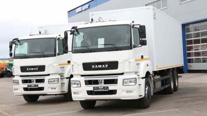 КАМАЗ и Tirsan Kardan будут выпускать в РФ карданные валы