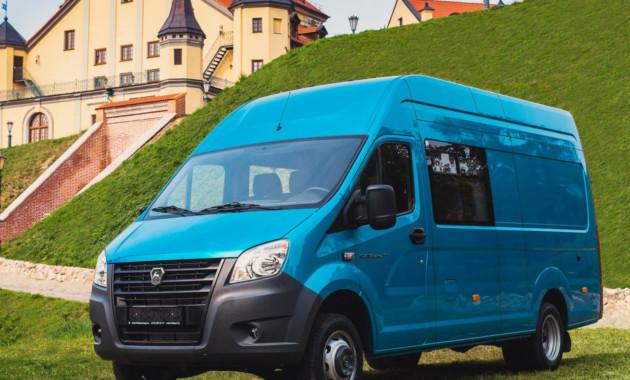 Рынок LCV в России вырос более чем на 20% в августе