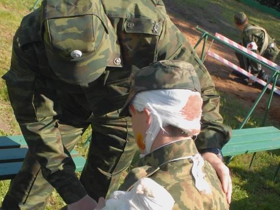 В Амурской области военнослужащий расстрелял пятерых сослуживцев из автомата