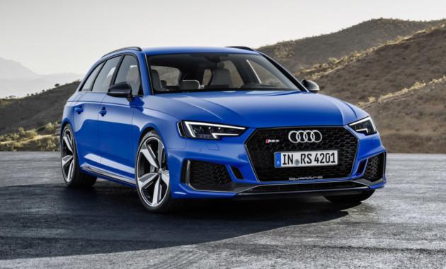 Дебютировал заряженный универсал Audi