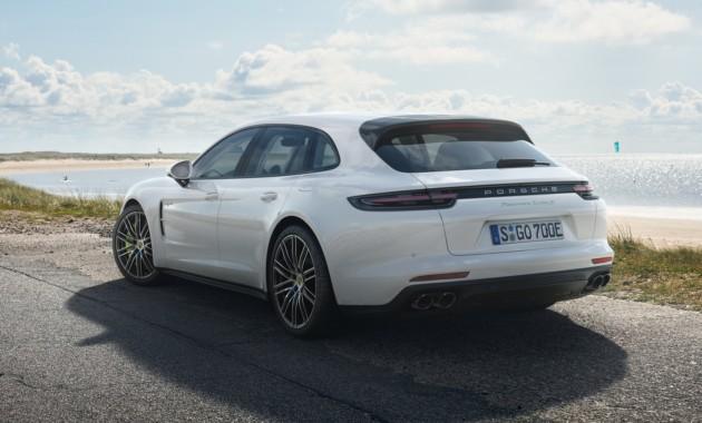 Цена Porsche Panamera Turbo S E-Hybrid Sport Turismo для РФ