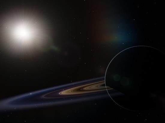 Уфологи разглядели «обломки НЛО» на спутнике Сатурна