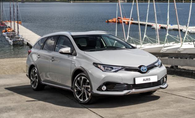 Toyota подготовила спецверсию универсала Auris