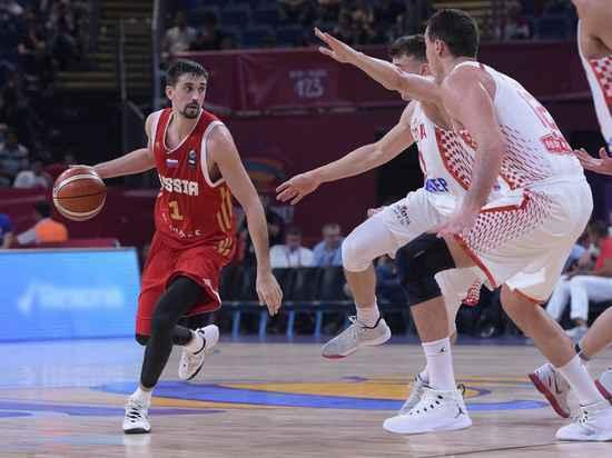 Россия - Греция: онлайн-трансляция четвертьфинала чемпионата Европы по баскетболу