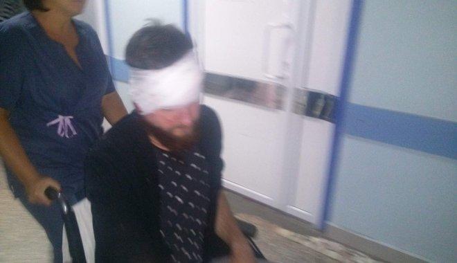 Как поступают с хунвейбинами: В Харькове сильно избит видный майданщик