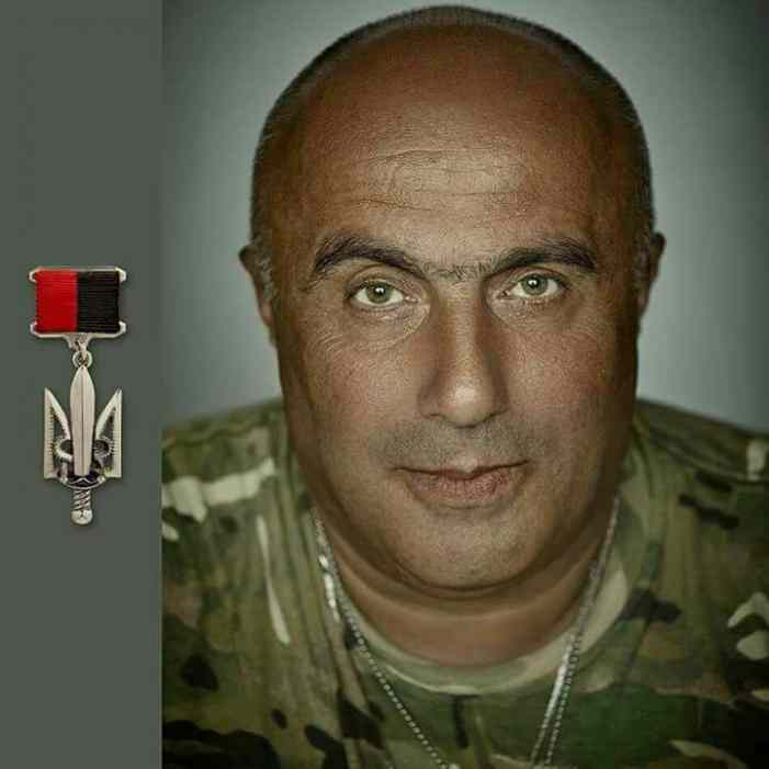 Из Украины депортируют грузинского боевика «АТО», проливавшего кровь за «незалежность»