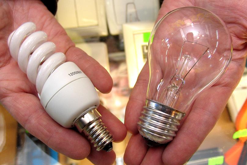Запрет на лампы накаливания приведет к покупке энергосберегающих фальшивок