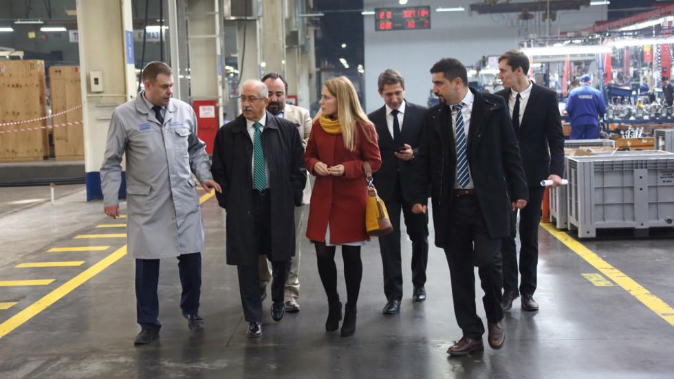 Перспективы сотрудничества с компаниями из Турции обсудил КАМАЗ