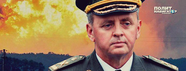 В Раде сделан первый шаг к отставке Муженко