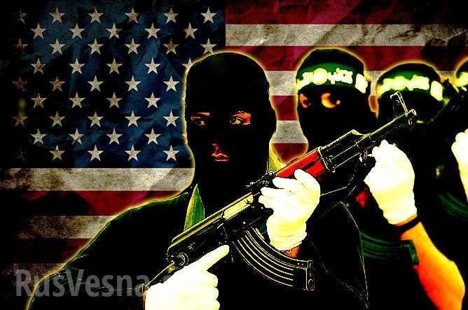 Вымышленные успехи ИГИЛ игробовое молчание Вашингтона (ФОТО)