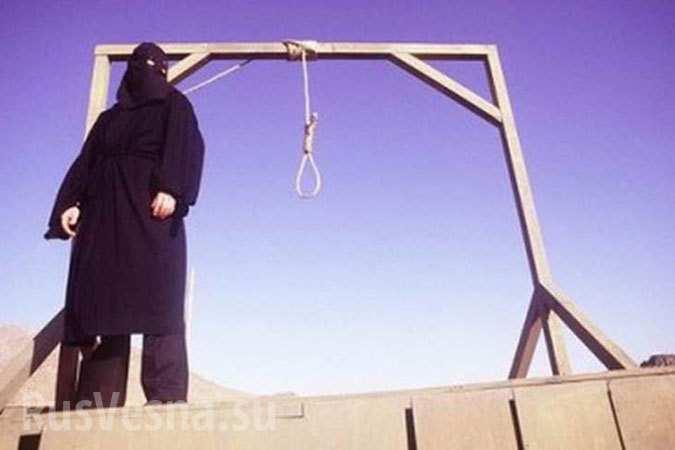 ООН назвала стран-лидеров по числу смертных казней