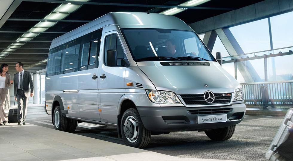 Коммерческие автомобили Mercedes-Benz попали под отзыв в России