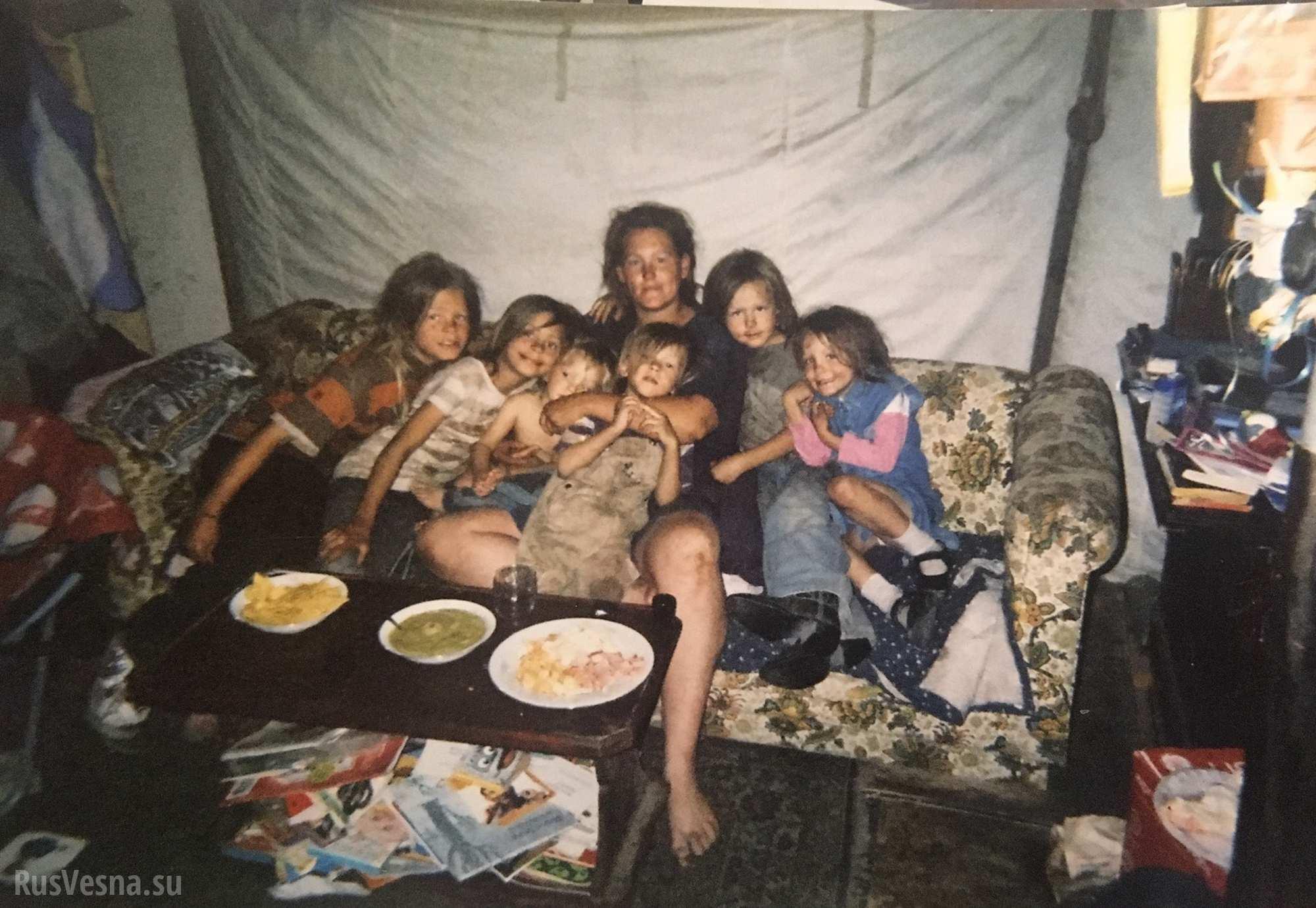 За 19 лет сексуального рабства американка родила своему отчиму 9 детей (ФОТО, ВИДЕО)