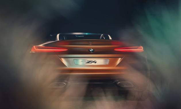 Новая BMW Z4 будет рулиться острее Toyota Supra