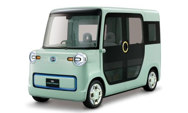 Daihatsu подготовила два новых кей-кара