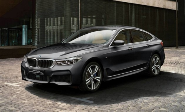 BMW представила спецверсию 6 Series GT