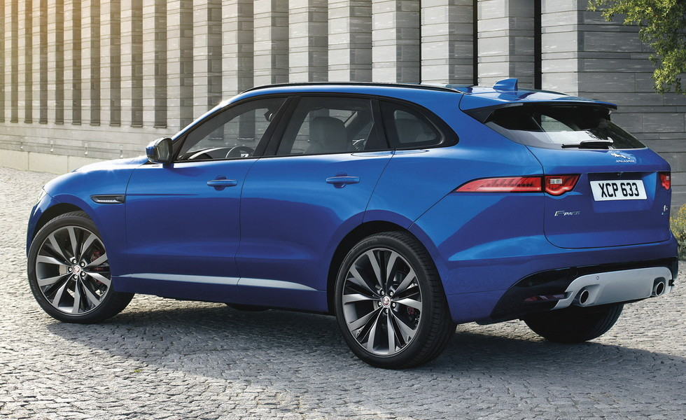 Продажи Jaguar в России выросли с начала года на 36%