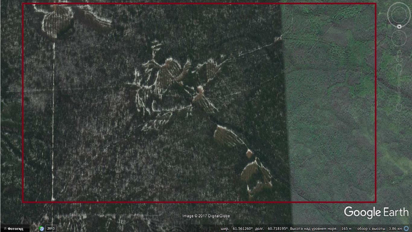На перевале Дятлова обнаружены древние знаки (ФОТО, ВИДЕО)