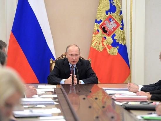 Путин пообещал жестко наказывать работодателей за задержки зарплат