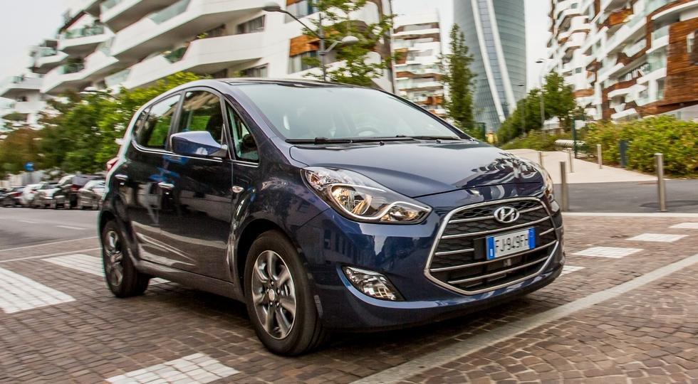 Hyundai ix20 получил новую версию App Mode