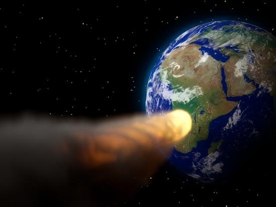 К Земле приближается огромный астероид Фаэтон