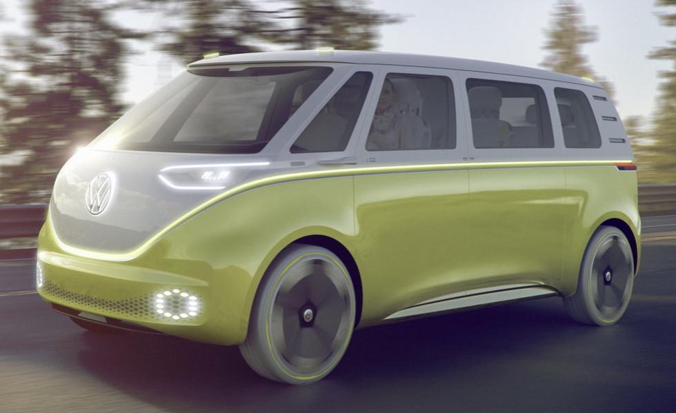 VW Group инвестирует 40 млрд долларов в производство EV и автопилотов до 2022 года