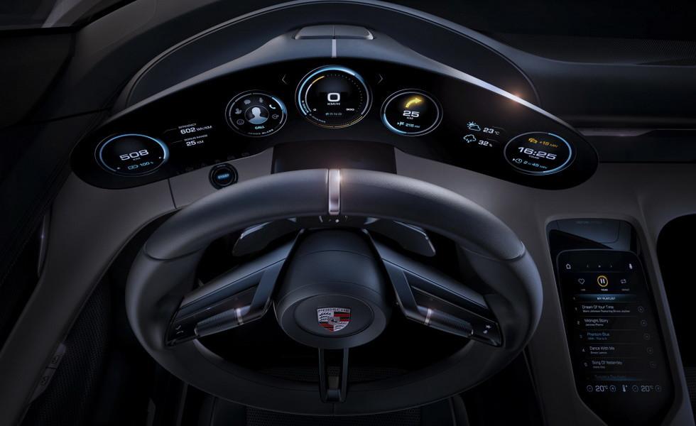 В Porsche ради драйва не будут выпускать автомобили с автопилотом