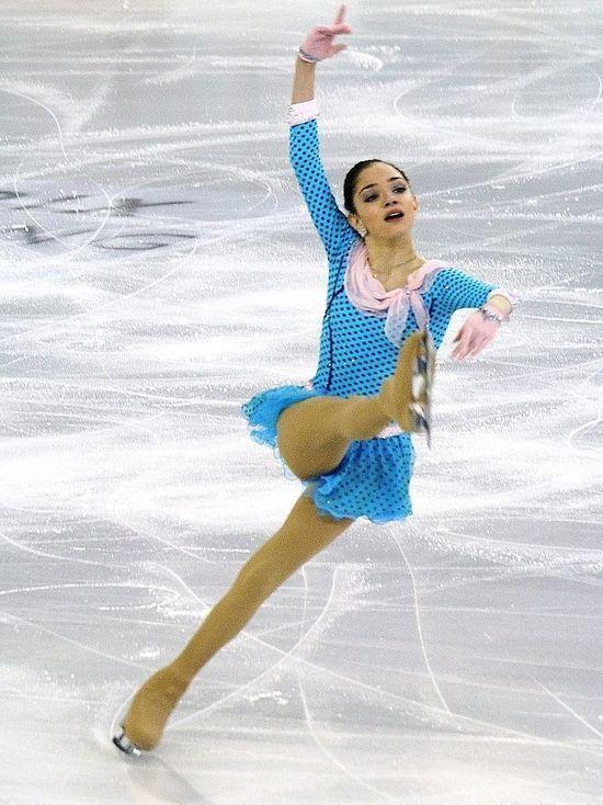 Финал Гран-при по фигурному катанию пройдет без Медведевой