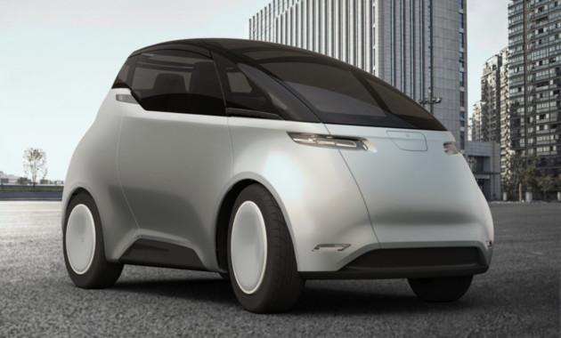 Шведский стартап представил электромобиль Uniti One