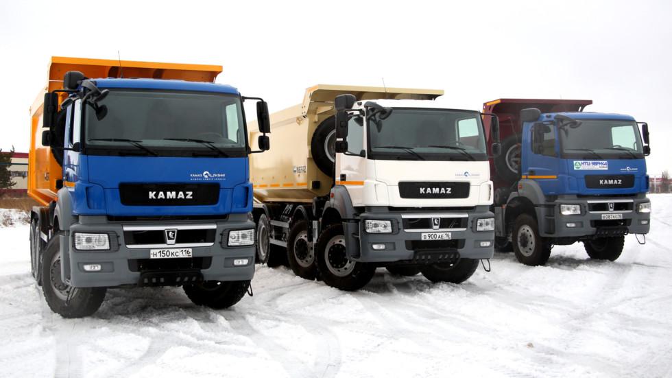 Прогноз КАМАЗа на 2018 год: продажи превысят 43 000 грузовиков