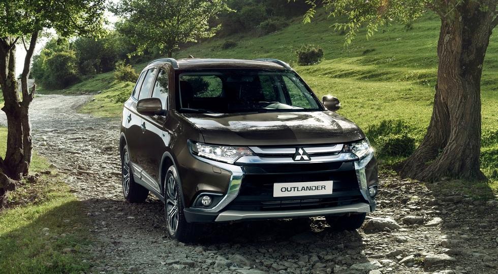 Российские продажи Mitsubishi продолжают расти