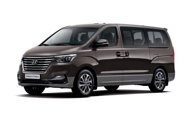Новый Hyundai H-1 привезут в Россию