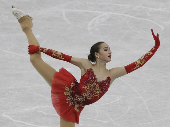 Фигуристок Загитову и Медведеву проводили на Олимпийские игры