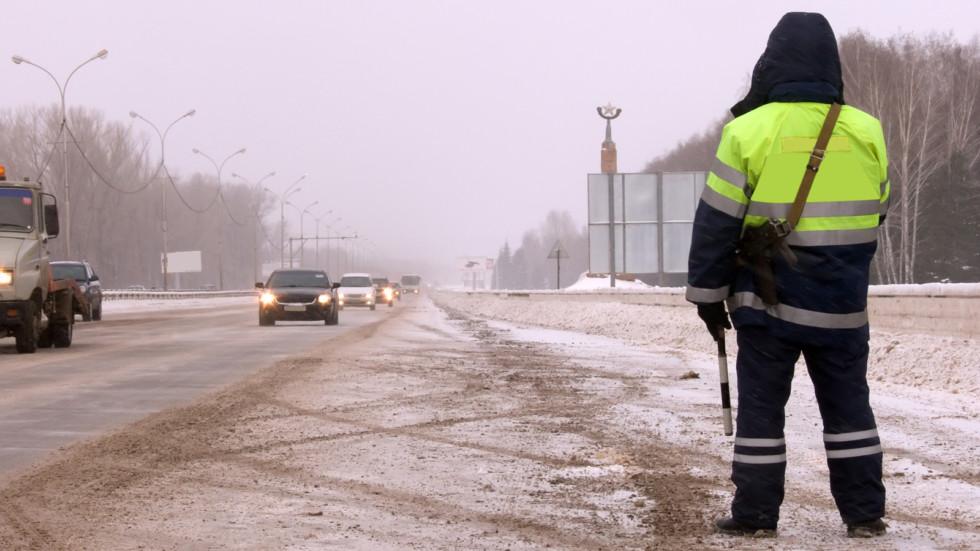 В ГИБДД усилили контроль за пьяными водителями