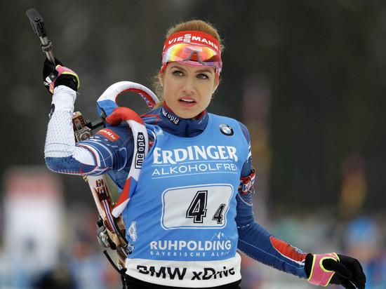Добивавшаяся отстранения россиян от Олимпиады биатлонистка сама пропустит Игры
