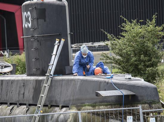 Владельцу подводной лодки грозит пожизненное за убийство и расчленение журналистки