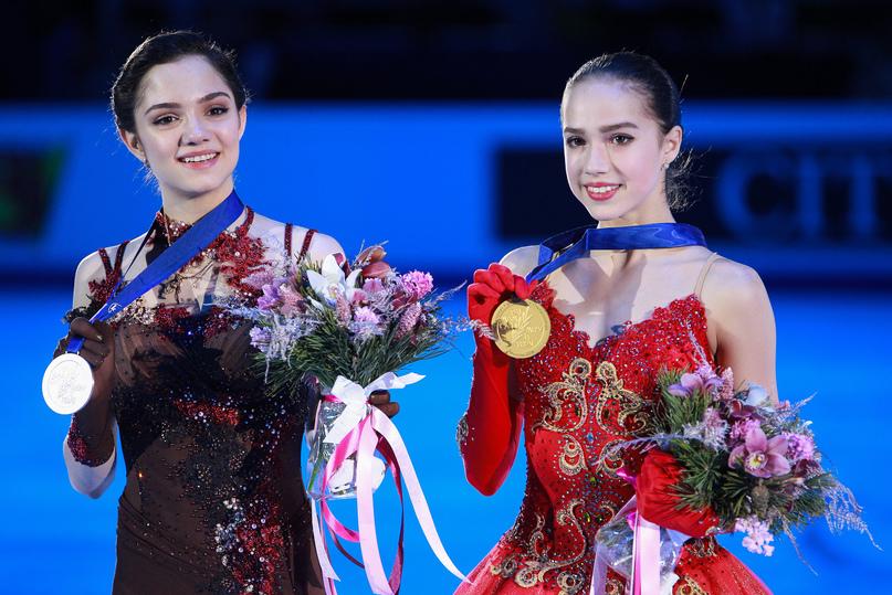 Скорее в Корею: на Олимпийских играх-2018 наши фигуристы покажут максимум
