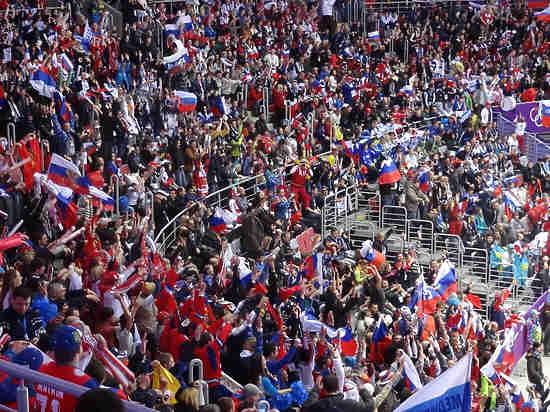 Как пронести российский флаг на олимпийскую трибуну