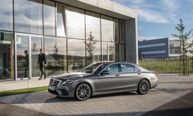 Mercedes-Benz опередил BMW и Lexus на рынке США в люксовом сегменте